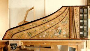 Copie du Sébastien Garnier 1747: table d'harmonie. Anne-Ian-Tucker